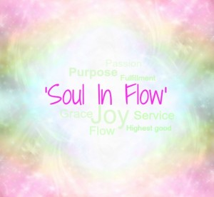 Soul In Flow with words