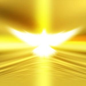 golden angel ascending