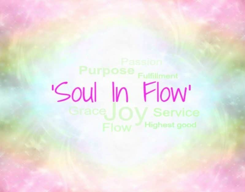 Soul In Flow with words2